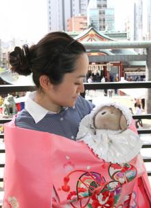 $日本橋水天宮の写真スタジオ日記-着物8