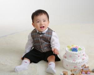 りくとくん Happy Birthday♪