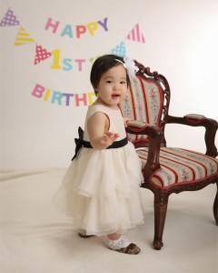 ひかりちゃん Happy 1st Birthday!!