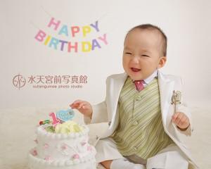 そうたろうくん お誕生日おめでとうございます♪