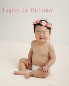 ゆいちゃん お誕生日おめでとう♪