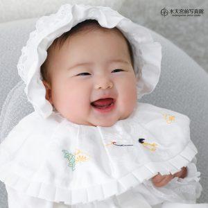 満面の笑み♡お宮参りおめでとうございます!