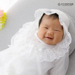 わたし、お写真大好き!♡お宮参りおめでとうございます!