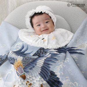 家族の声を聞くとにっこり♪初宮参り・お食い初めおめでとうございます!